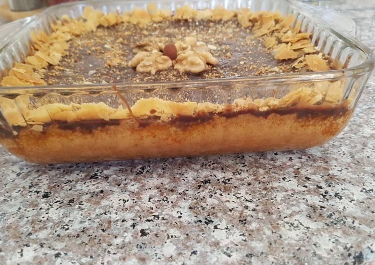 Cake de 07 cuillères