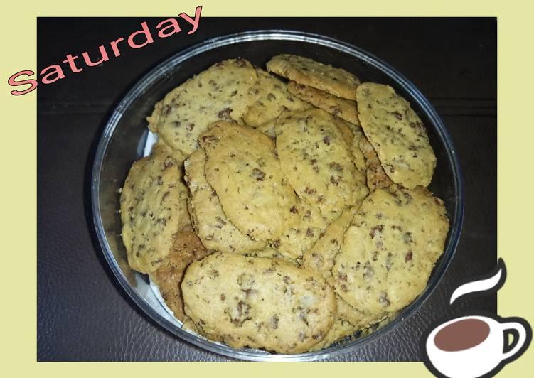 Cereal Drop Cookies