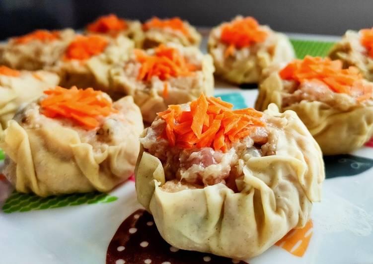 Dimsum / Siomay Ayam Udang (anti gagal)