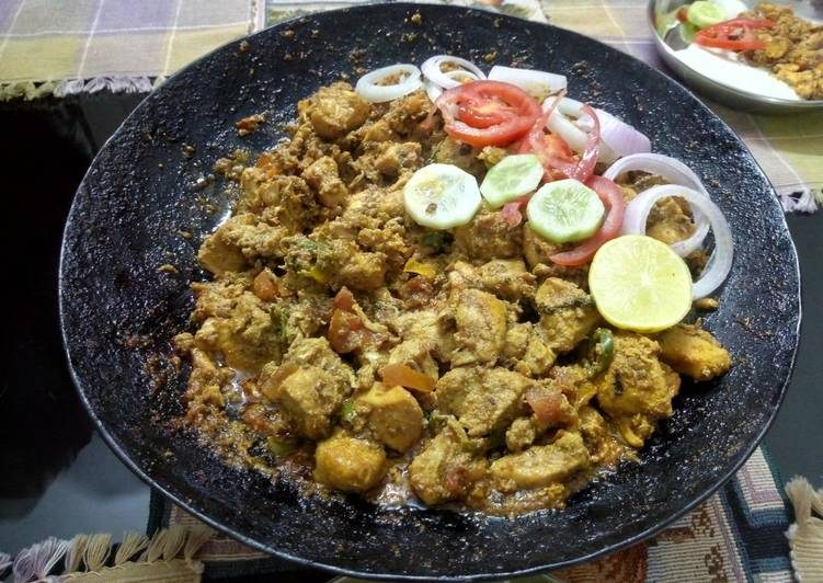 What are some Dinner Ideas Quick Tawa chicken