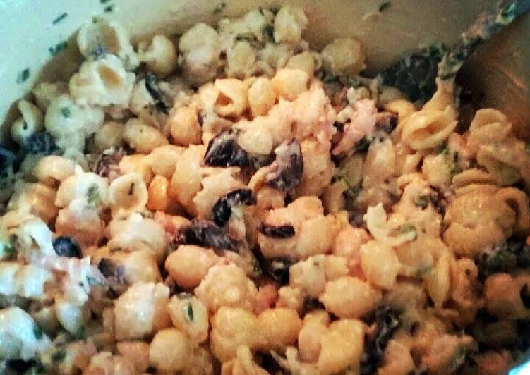 Tinklee's Shrimp Pasta Salad