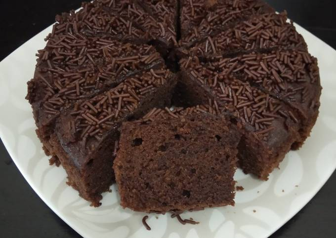 Brownies Mocaf Chocolatos Kukus