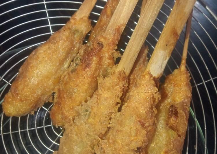 Langkah Mudah untuk mengolah Sempol ayam, Menggugah Selera