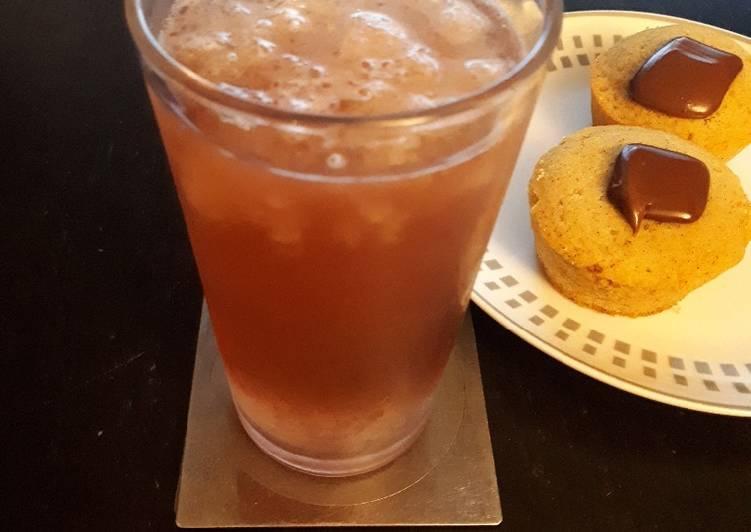Simple Way to Prepare Perfect Immune boosting Echinacea Ice Tea
