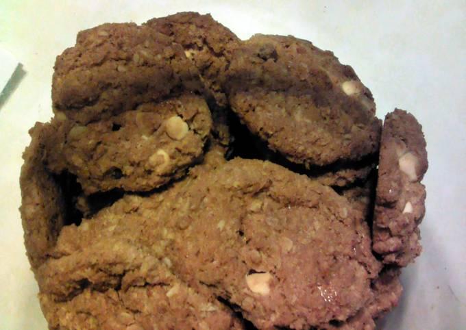Brenda's Absolute Best Oatmeal Cookies