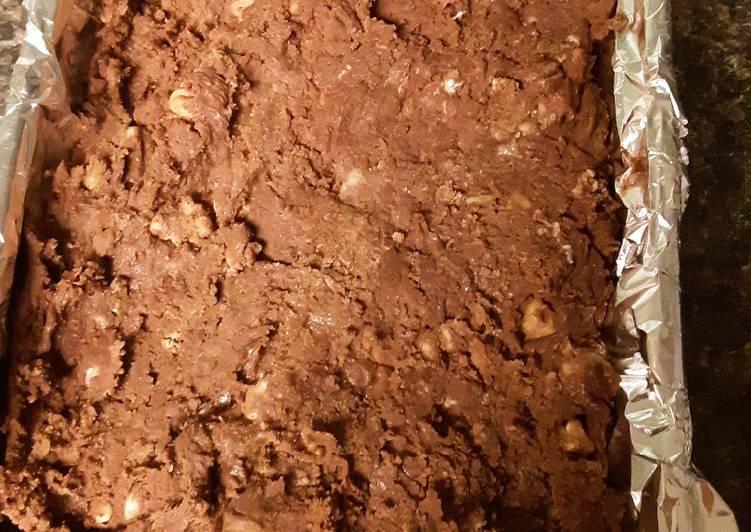 Recipe of Perfect Chocolate Fudge
