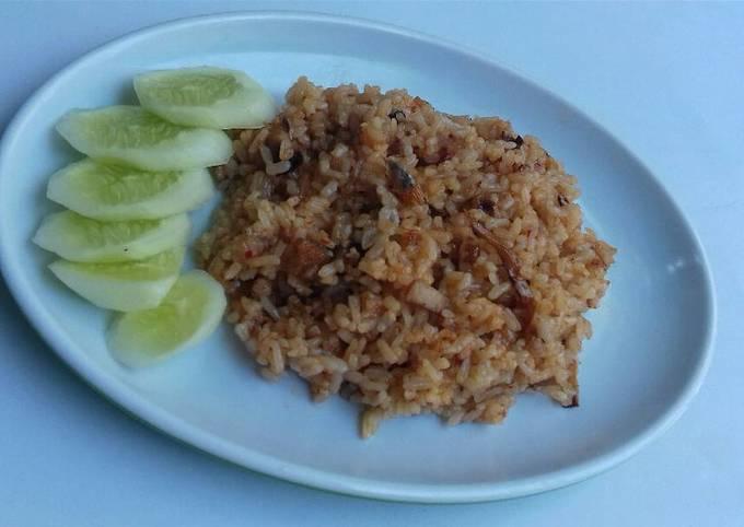 Langkah Mudah Untuk Menyiapkan Nasi Goreng Cakalan Pr Nasigoreng Sempurna Resep Nasi Goreng