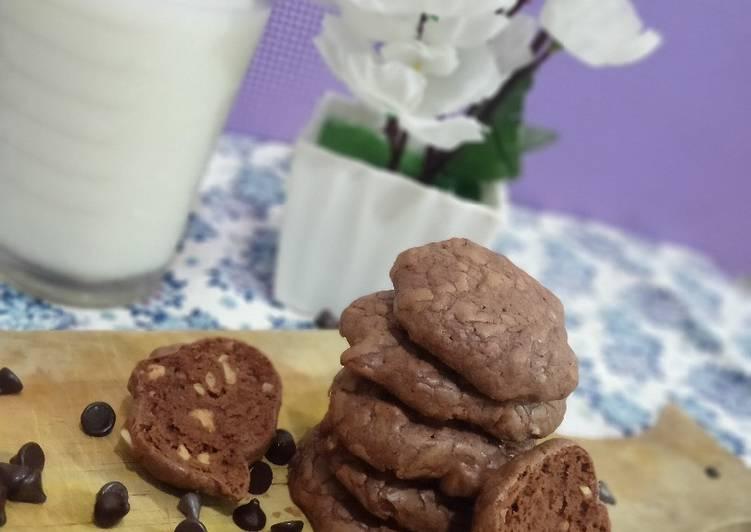 Chocochips Mete Cookies
