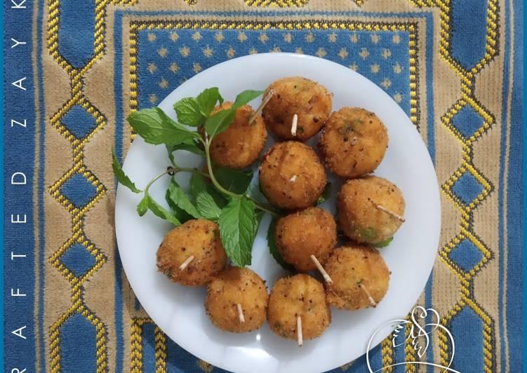 Potato Lolipop