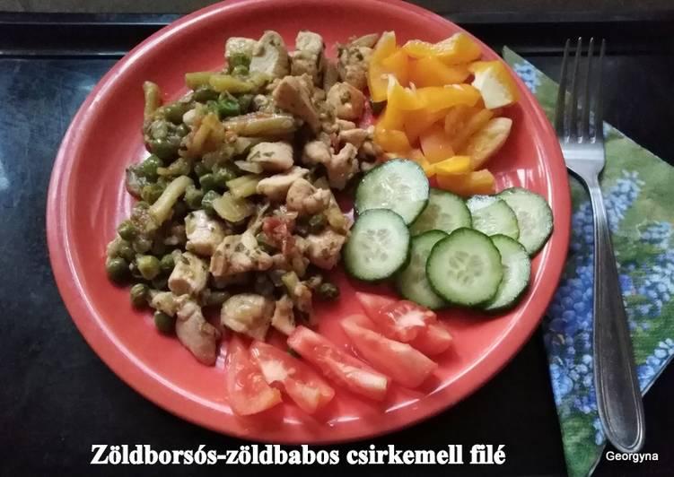 receptek csirkemell diéta