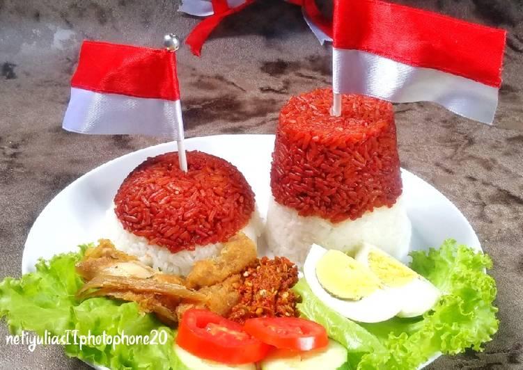 Nasi Merah Putih