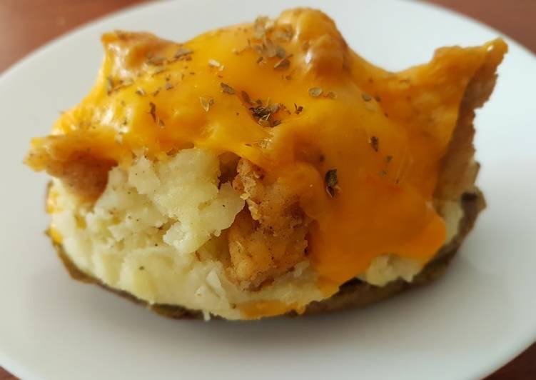 Baked Potato Chicken & Cheese - velavinkabakery.com