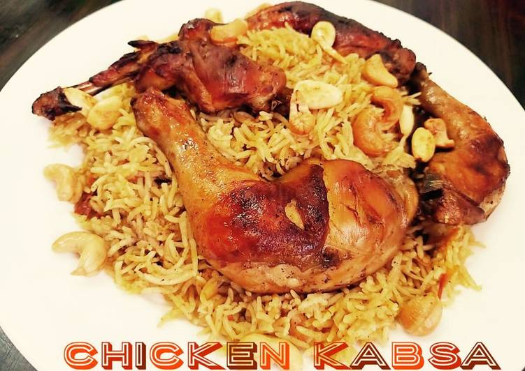 Saudi Chicken Kabsa Recipe By Sumaiya Shafi Cookpad