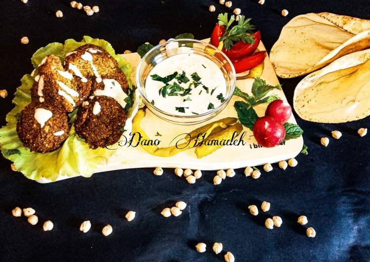 Easiest Way to Prepare Speedy Authentic Lebanese Falafel