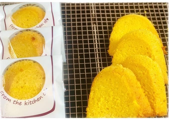 Pumpkin butter cheese cake