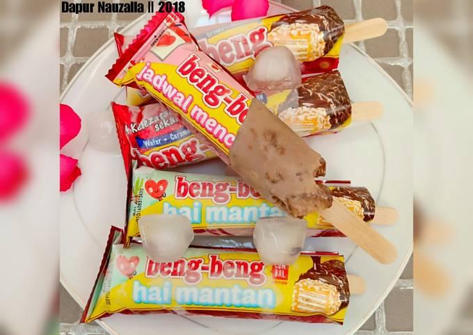 Resep Es Beng Beng 3 Bahan Oleh Nauzaery Setyo Cookpad