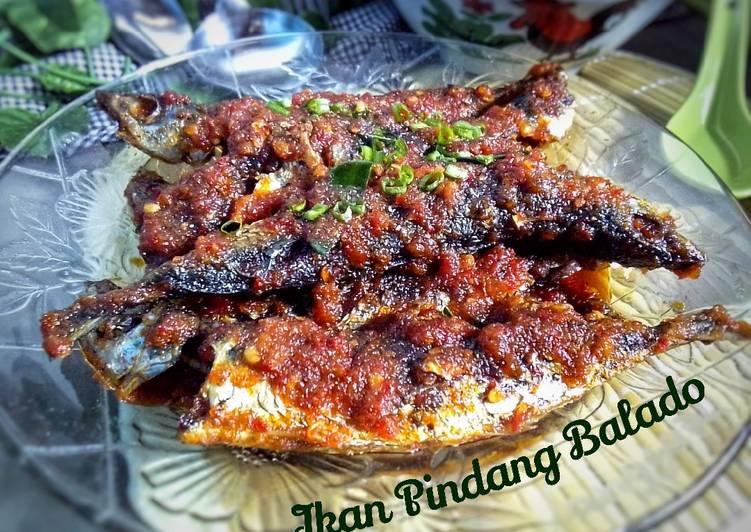 Ikan Pindang Balado