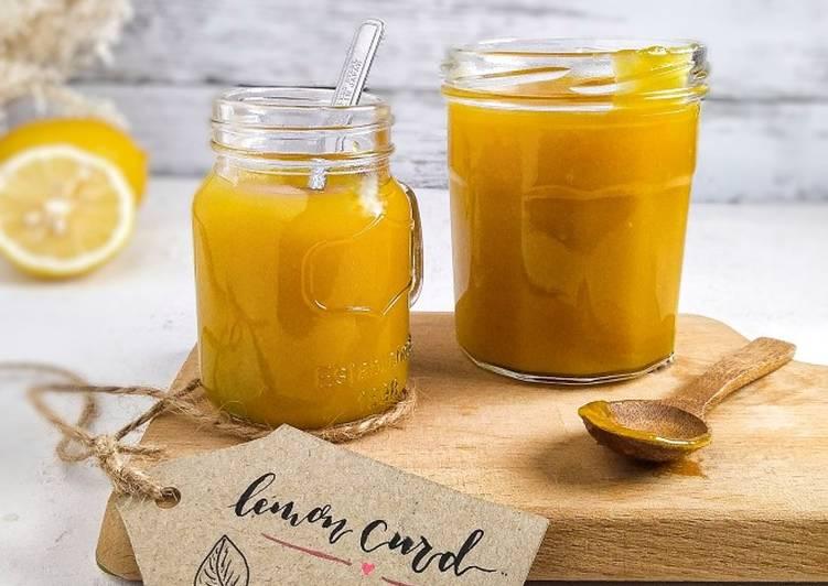Lemon Curd - resepipouler.com