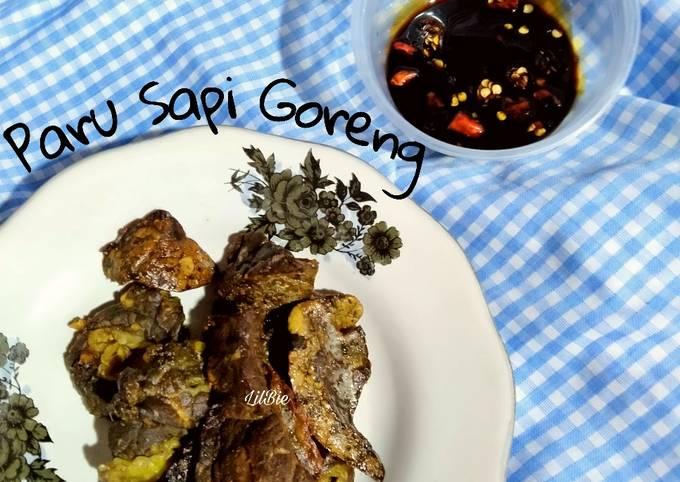 Paru Sapi Goreng - projectfootsteps.org