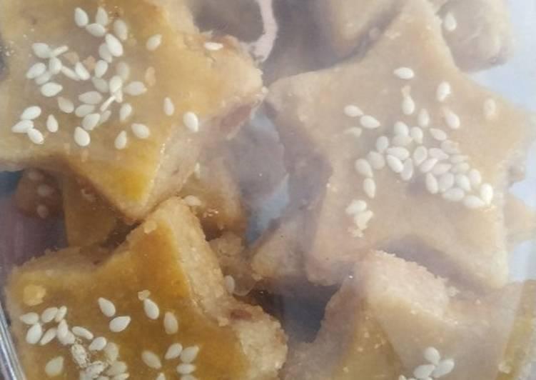 Kue Kacang Kurma
