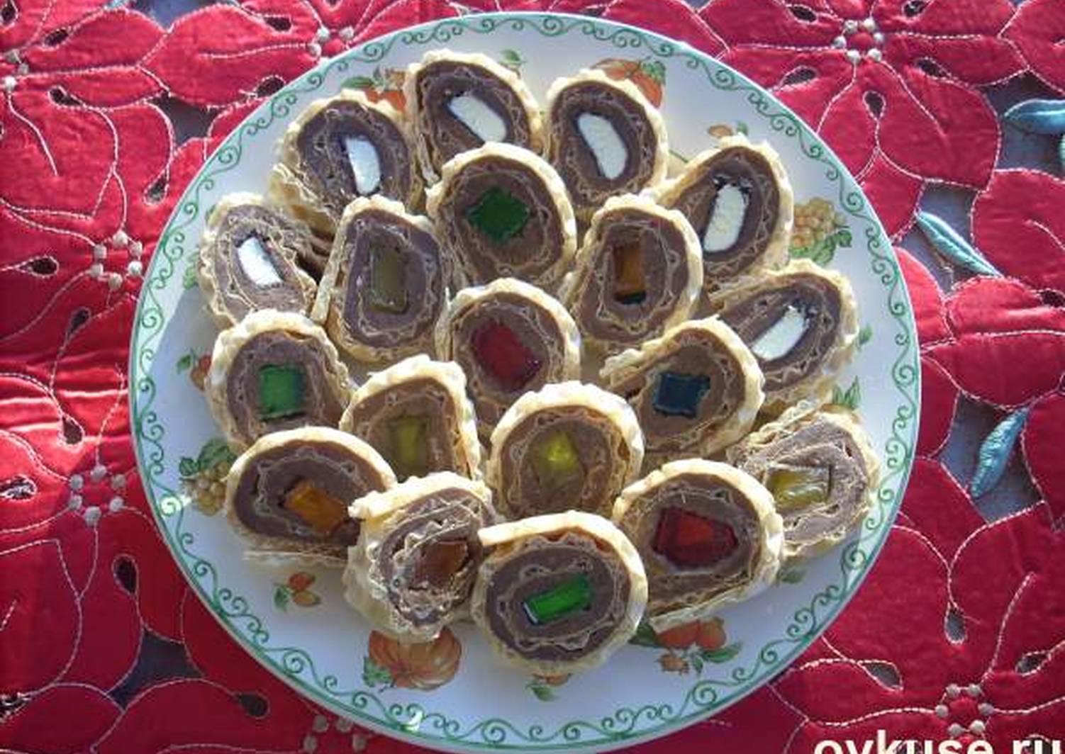 киргизки тоже вафельные рулетики рецепт с фото этом важно помнить