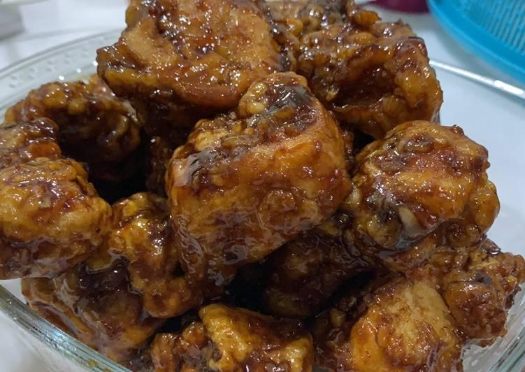 Ayam goreng Korea K'Drama - velavinkabakery.com