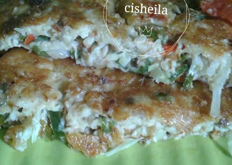 Resep Telur omelete simple Yang Mudah Endes