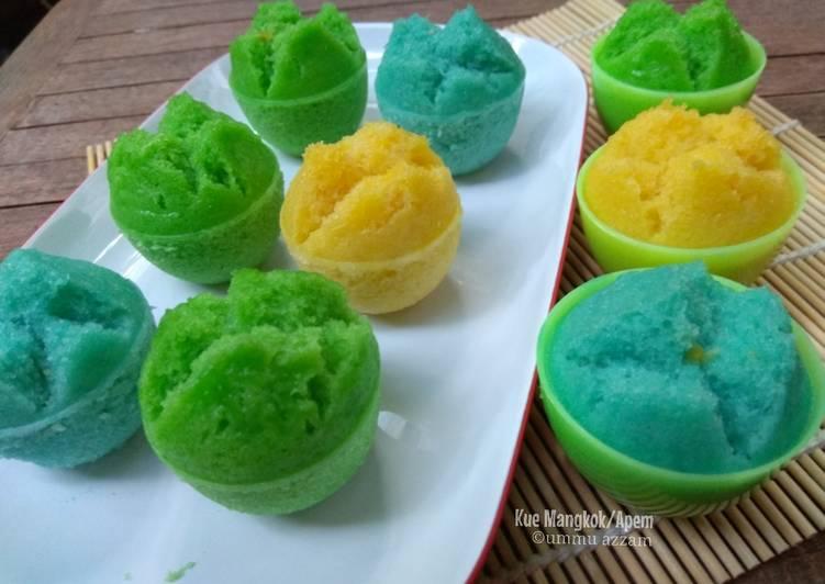 Kue Mangkok/Apem