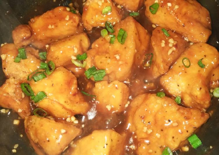 Steps to Prepare Speedy General Tso Chicken