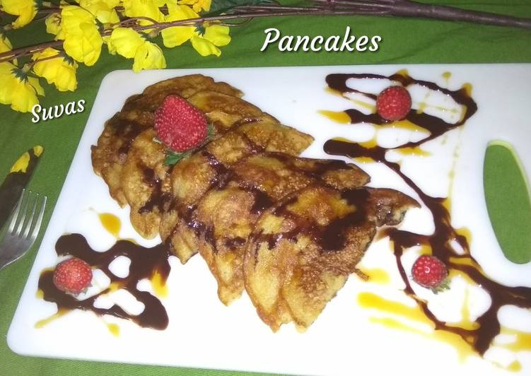 Step-by-Step Guide to Prepare Perfect Wheat Flour Banana Pancakes