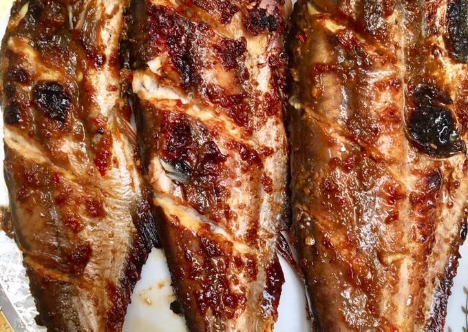 Resep 89 Ikan Patin Bakar yang Bikin Ngiler