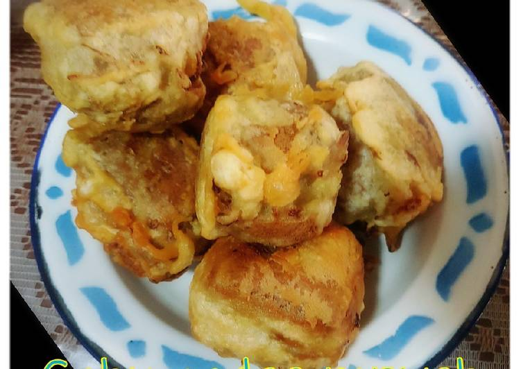 Resep Gehu Pedas Renyah Oleh Emak Praktis Cookpad