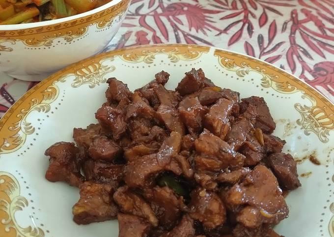 Oseng kecap daging sapi - projectfootsteps.org