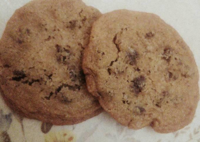 Cinnamon Chocolate Christmas cookies