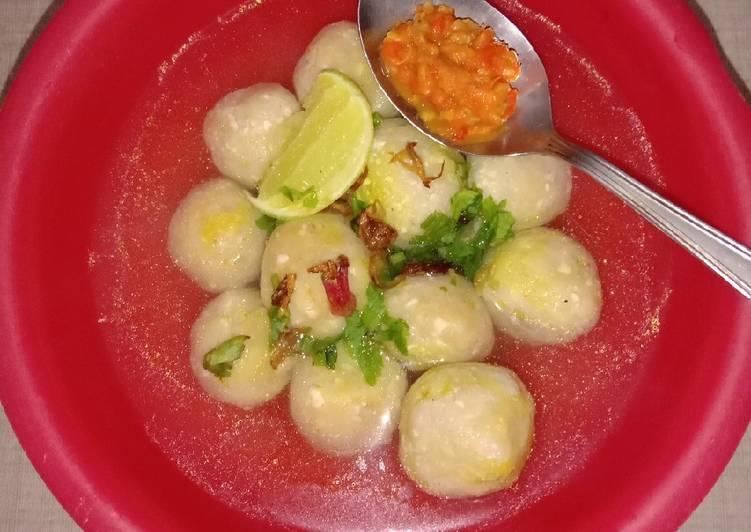 Bakso Tahu / Tofu Meatball