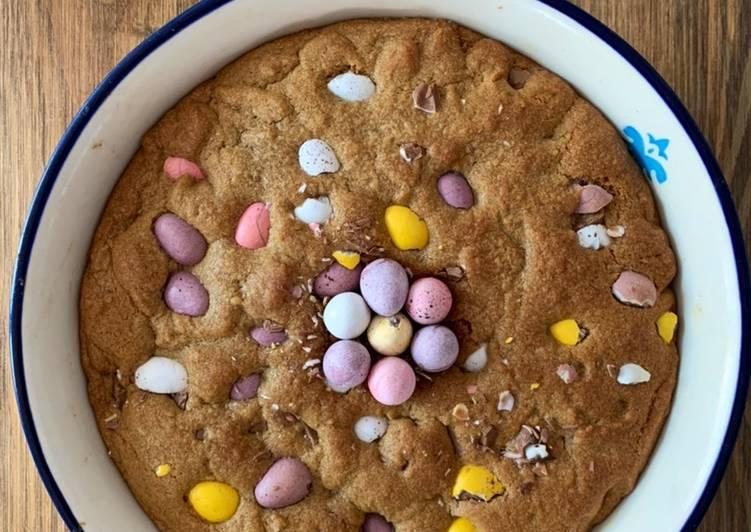 Easter Cookie Pie