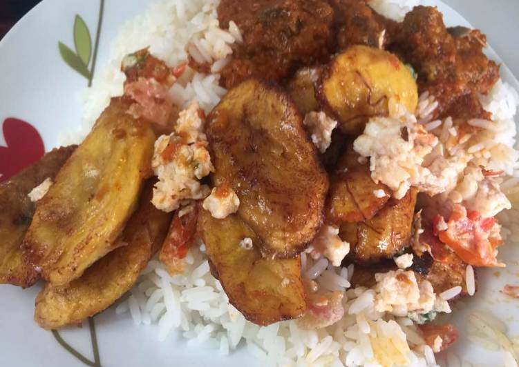 White Rice & Goat Meat Stew