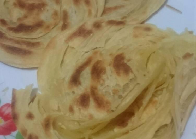 Roti Cane (lembut n gurih)