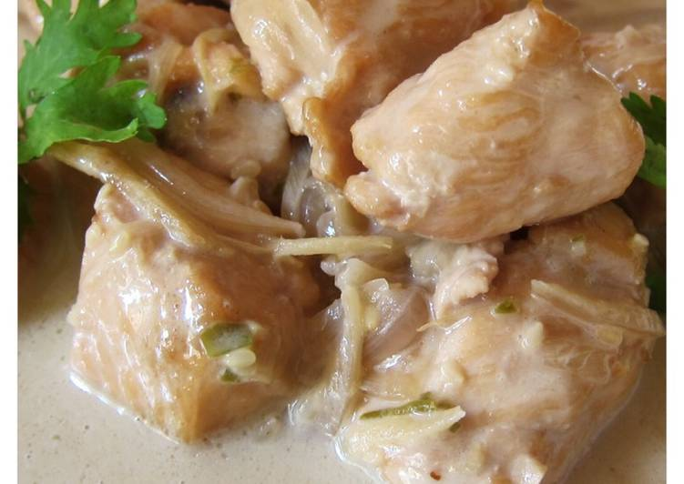 Easiest Way to Prepare Tasty Sufaid murgh