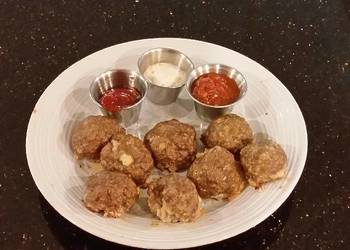 Easiest Way to Cook Delicious Meatloaf Style Meatballs
