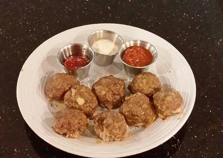 Meatloaf Style Meatballs, Some Foods That Benefit Your Heart
