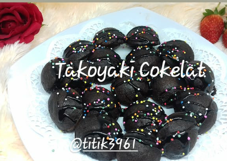 Takoyaki Cokelat