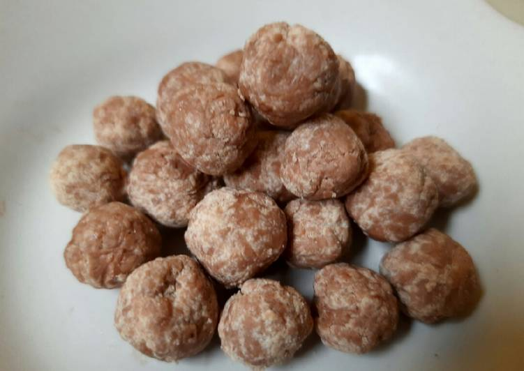 Permen Jadul-Permen Susu Coklat