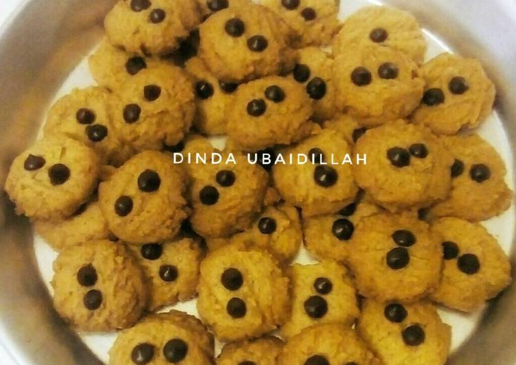 Chocochips Cookies Rempah Renyah
