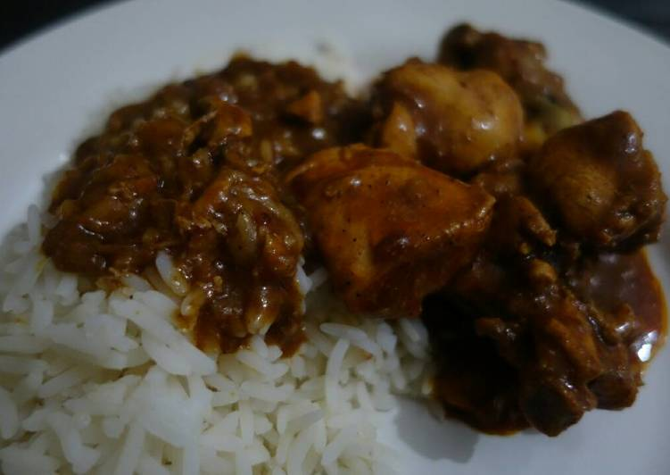 How to Make 3 Easy of Chicken curry