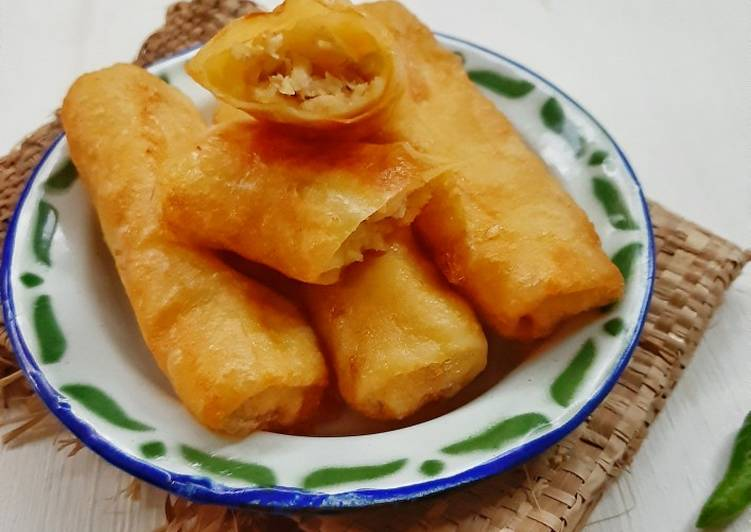 Resep Sosis Solo - Foody Bloggers