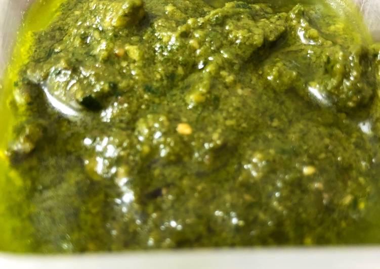 Recipe of Ultimate Pesto