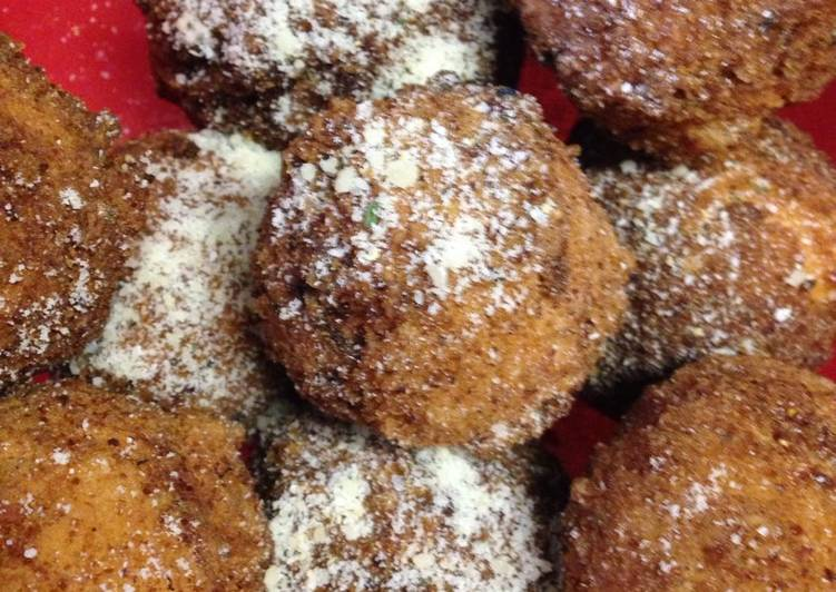 Quick and Easy Recipe: Yummy Fried mashed potato balls