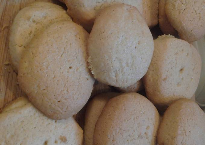 Recipe: Appetizing Easy sugar cookies