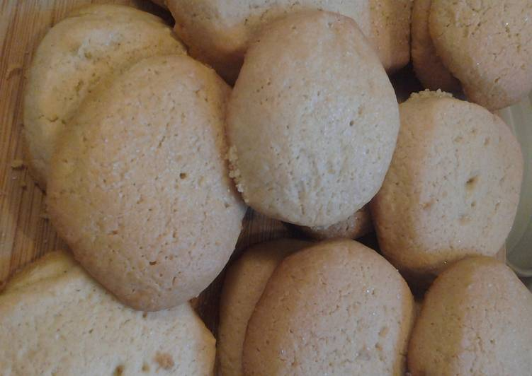 Easiest Recipe: Delicious Easy sugar cookies